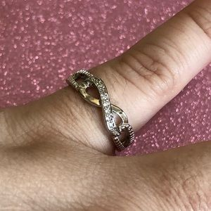 Jewelry - 🆕💛High Quality Infinity Ring💛
